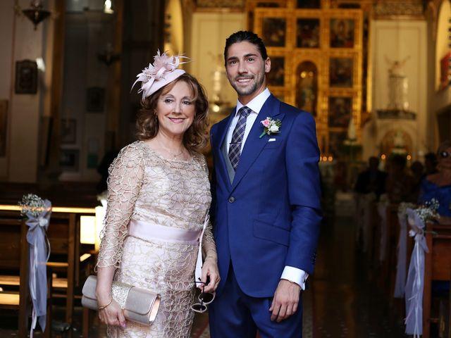 La boda de Berto y María en Canals, Valencia 24