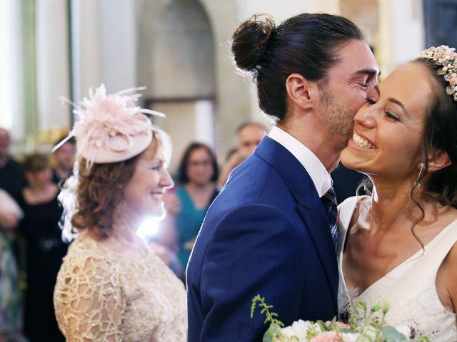 La boda de Berto y María en Canals, Valencia 25