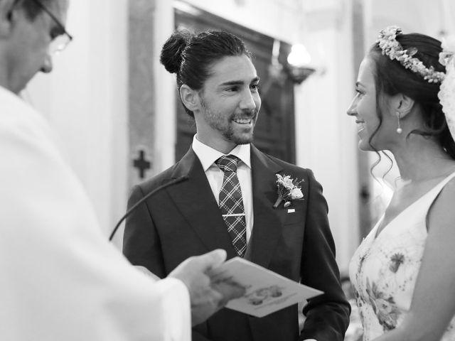 La boda de Berto y María en Canals, Valencia 27