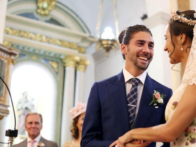 La boda de María y Berto