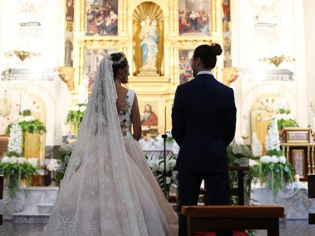 La boda de Berto y María en Canals, Valencia 30