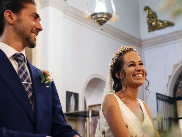 La boda de Berto y María en Canals, Valencia 31