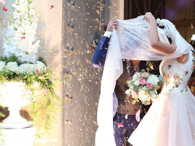 La boda de Berto y María en Canals, Valencia 34
