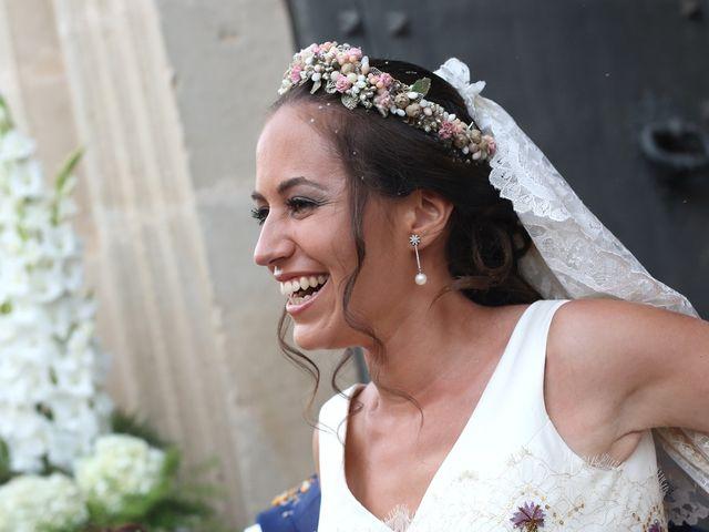 La boda de Berto y María en Canals, Valencia 35