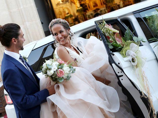 La boda de Berto y María en Canals, Valencia 38