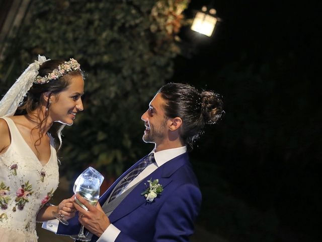 La boda de Berto y María en Canals, Valencia 40