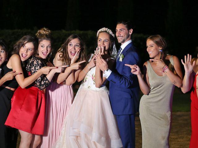 La boda de Berto y María en Canals, Valencia 41