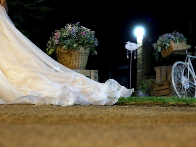 La boda de Berto y María en Canals, Valencia 42
