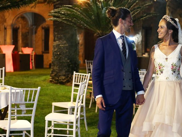 La boda de Berto y María en Canals, Valencia 43