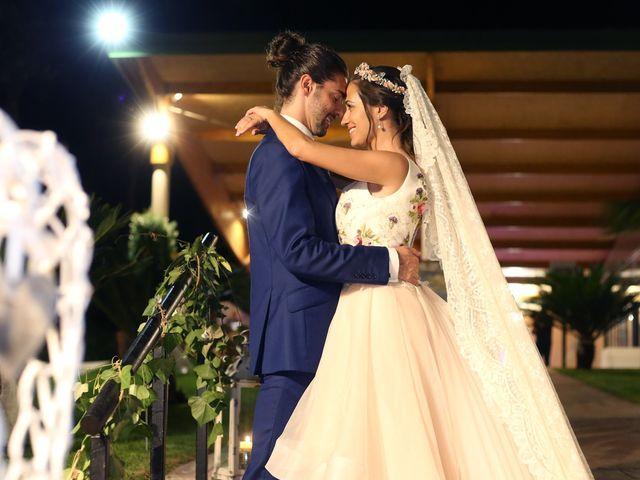 La boda de Berto y María en Canals, Valencia 44