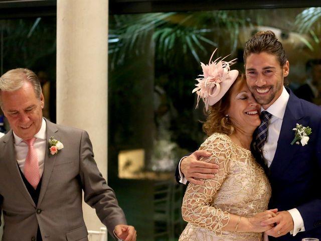 La boda de Berto y María en Canals, Valencia 46
