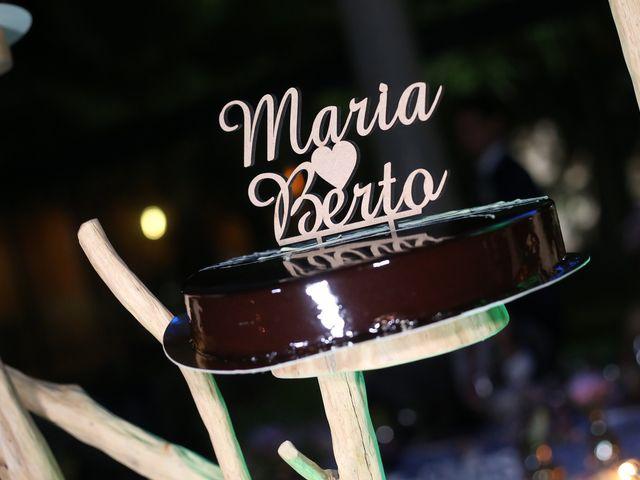La boda de Berto y María en Canals, Valencia 48