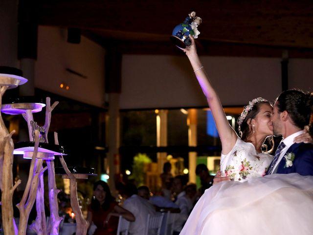 La boda de Berto y María en Canals, Valencia 49
