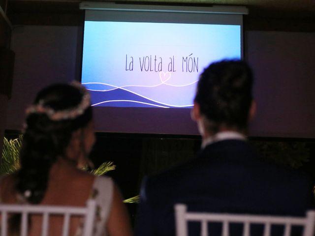 La boda de Berto y María en Canals, Valencia 50
