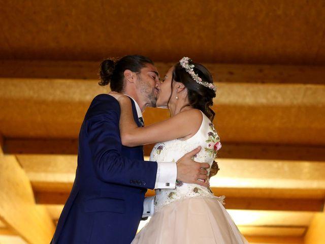 La boda de Berto y María en Canals, Valencia 52