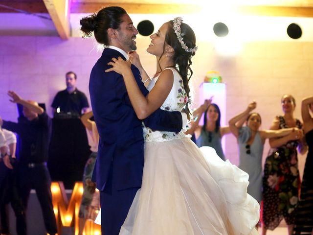 La boda de Berto y María en Canals, Valencia 54