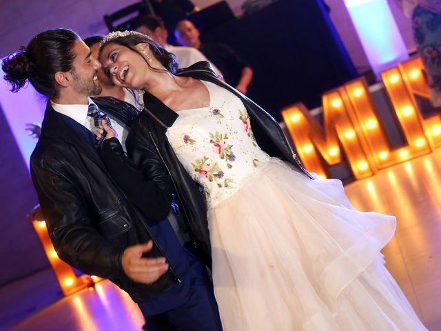 La boda de Berto y María en Canals, Valencia 55