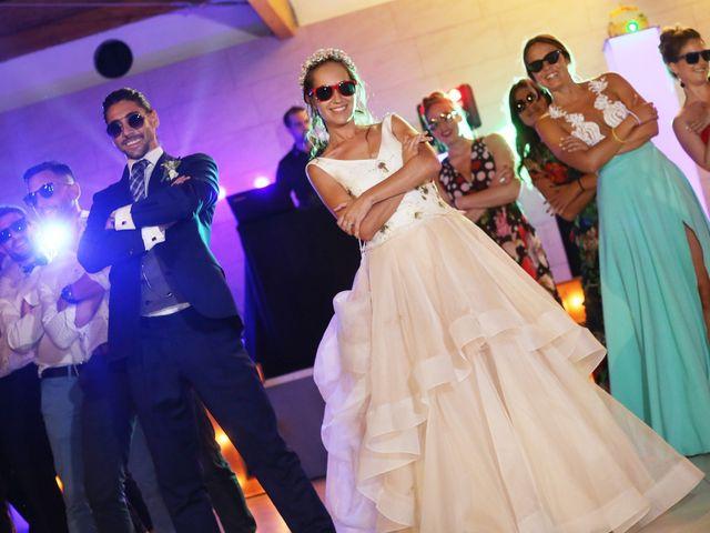 La boda de Berto y María en Canals, Valencia 56