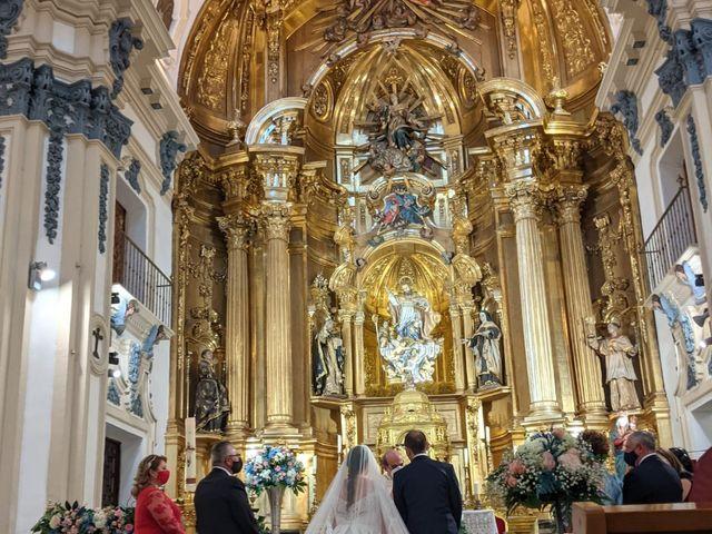 La boda de José Miguel y Maria Carmen en Murcia, Murcia 1