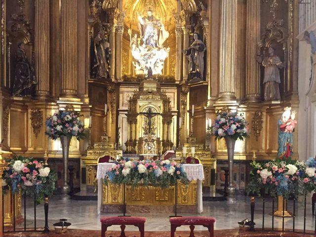 La boda de José Miguel y Maria Carmen en Murcia, Murcia 4