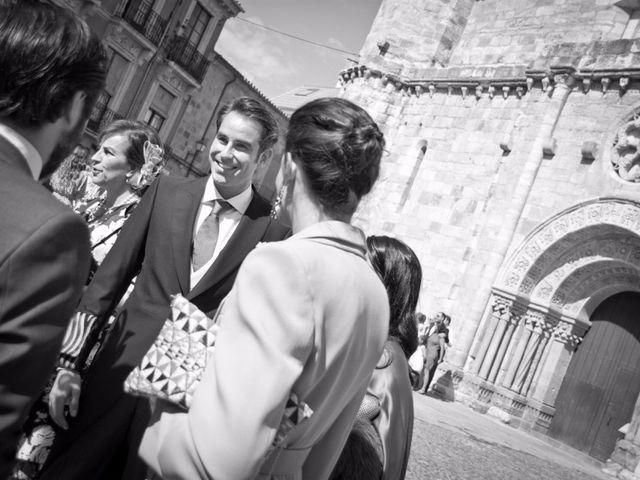 La boda de Javier y Brianda en Zamora, Zamora 12