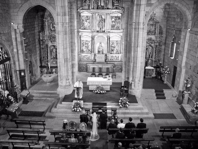 La boda de Javier y Brianda en Zamora, Zamora 13