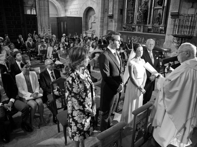 La boda de Javier y Brianda en Zamora, Zamora 14