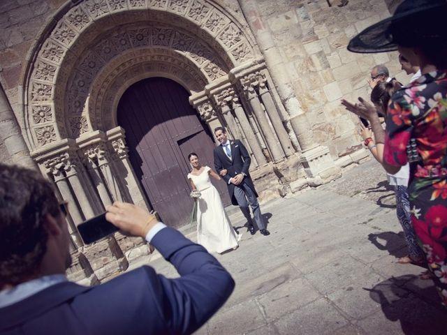 La boda de Javier y Brianda en Zamora, Zamora 15