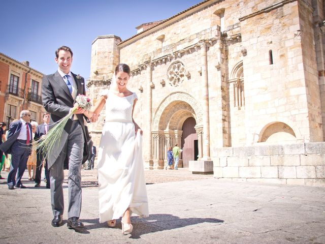 La boda de Brianda y Javier