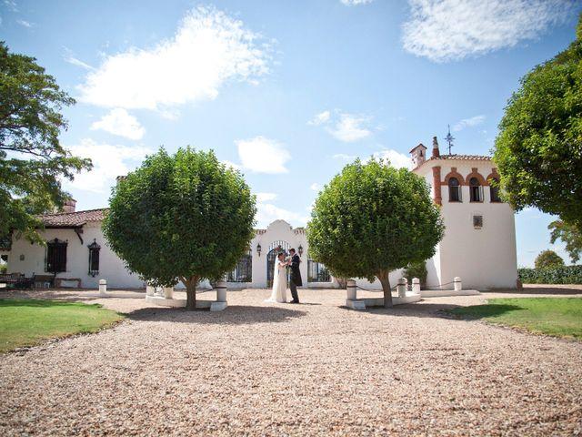 La boda de Javier y Brianda en Zamora, Zamora 16