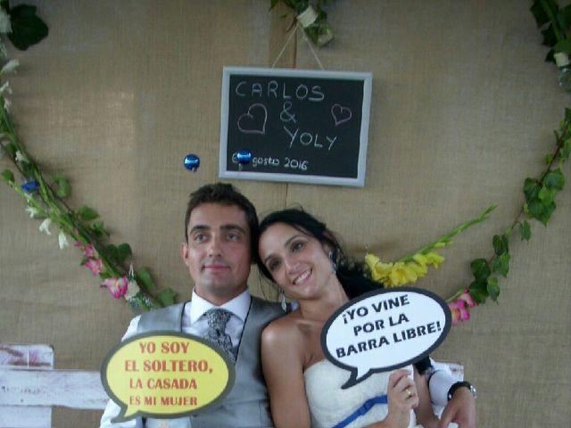 La boda de Carlos y Yoly en Zamora, Zamora 10