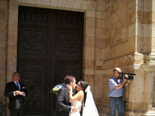 La boda de Carlos y Yoly en Zamora, Zamora 14