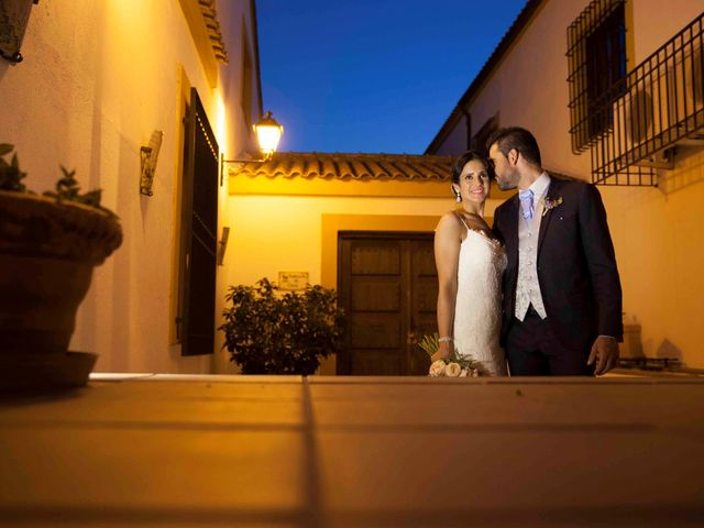 La boda de Amanda y Alberto
