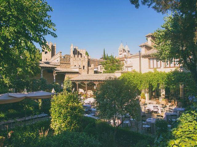 La boda de Fran y Patri en Toledo, Toledo 3