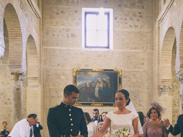 La boda de Fran y Patri en Toledo, Toledo 18