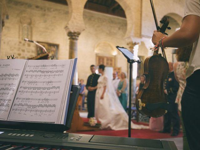 La boda de Fran y Patri en Toledo, Toledo 19
