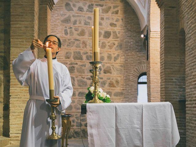La boda de Fran y Patri en Toledo, Toledo 20