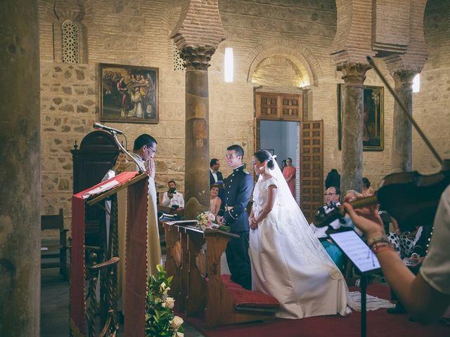 La boda de Fran y Patri en Toledo, Toledo 24