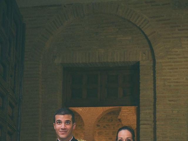 La boda de Fran y Patri en Toledo, Toledo 27