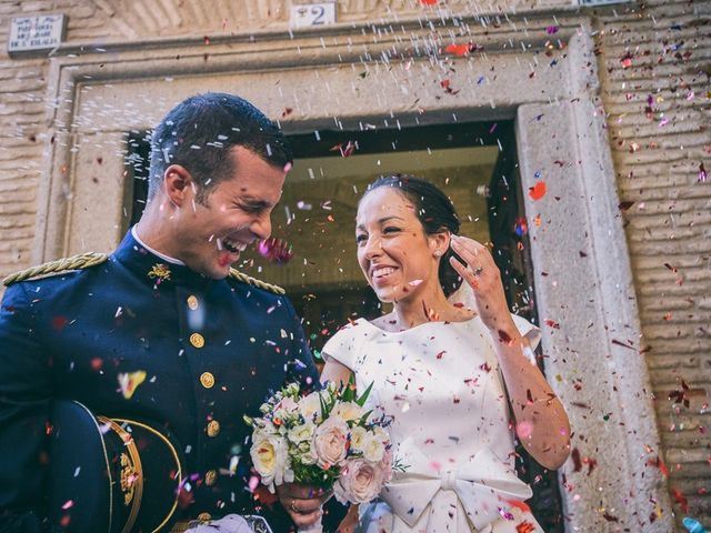 La boda de Fran y Patri en Toledo, Toledo 28