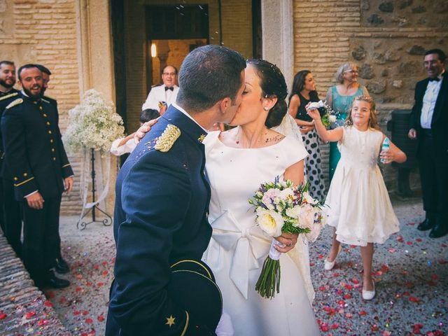 La boda de Fran y Patri en Toledo, Toledo 29