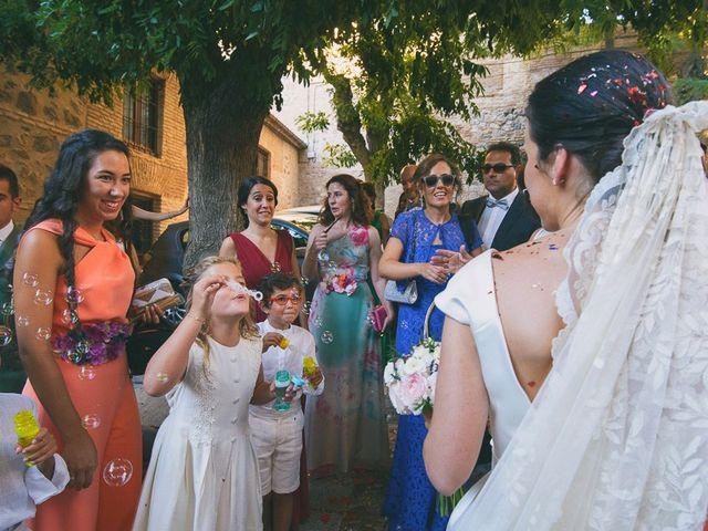 La boda de Fran y Patri en Toledo, Toledo 31