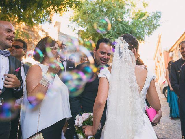 La boda de Fran y Patri en Toledo, Toledo 33