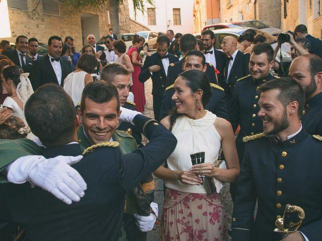 La boda de Fran y Patri en Toledo, Toledo 34