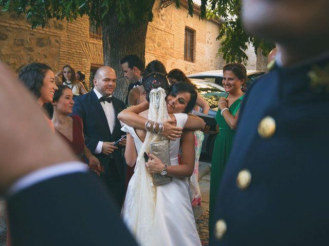La boda de Fran y Patri en Toledo, Toledo 35