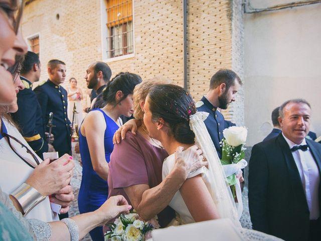 La boda de Fran y Patri en Toledo, Toledo 36