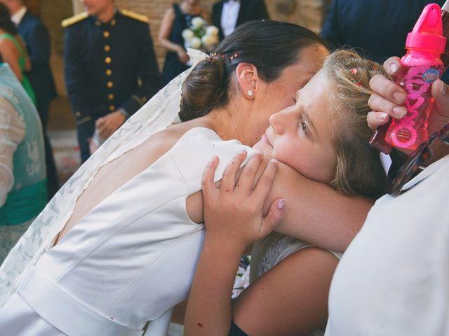 La boda de Fran y Patri en Toledo, Toledo 37