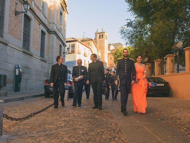 La boda de Fran y Patri en Toledo, Toledo 39