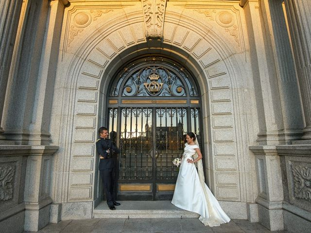 La boda de Fran y Patri en Toledo, Toledo 43