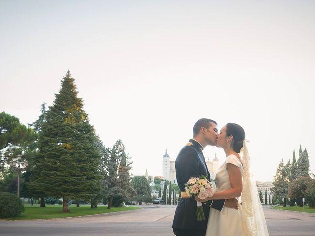 La boda de Fran y Patri en Toledo, Toledo 44